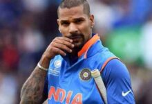 Photo of Shikhar Dhawan: A brief details of his special records